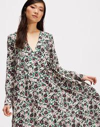 V Trapezio Dress 3