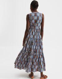 Sleeveless Big Dress 4