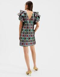 Flame Mini Dress 2