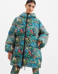 Cocoon Puffer 2