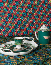 Espresso Cup & Saucer Set of 2 2
