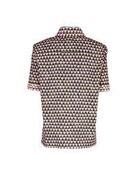 Embroidered Clerk Shirt