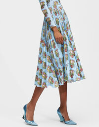 Midi Soleil Skirt 1