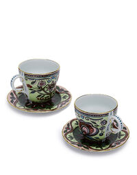The Big Mama Cup And Saucer Set Of 2 6