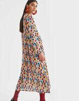 V Trapezio Dress