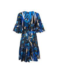 Short Curly Swing Dress 6