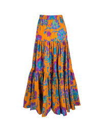 Big Skirt in Dandelion Arancio 4