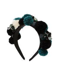 Pom Pom Headband 1