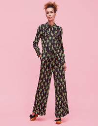 Jumpsuit in Can Can