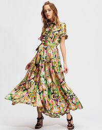Long & Sassy Dress 1