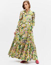 Maxi Shirt Dress 1