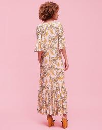V Curly Swing Dress 5