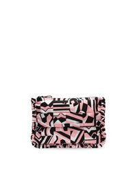 Hand Pochette - Tetris in Nylon
