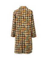 Velvet Loden Coat