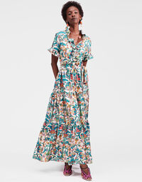 Long And Sassy Dress 1