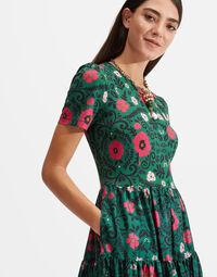 Short Sleeve Big Dress 2