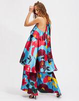 Long Bonbon Dress