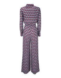 Cubi Rossi Long Sleeve Jumpsuit