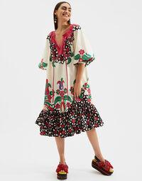 Folk Dress 1