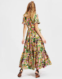 Long & Sassy Dress 3