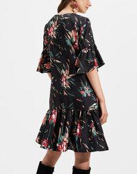 Short Curly Swing Dress 2