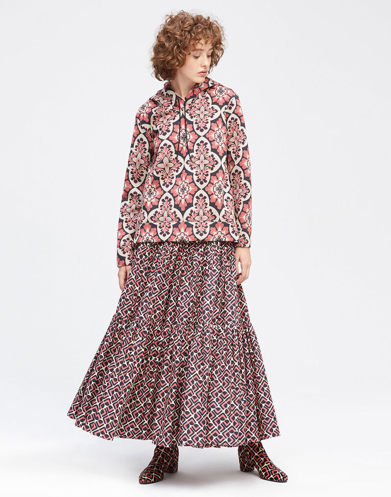 Domino Rosa Big Skirt