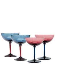 Champagne Coupe Set Of 4 2