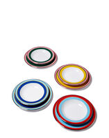 Soup And Dinner Plates Set Of 4