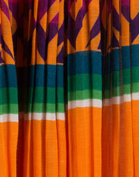Byblos plissé skirt, 1980s