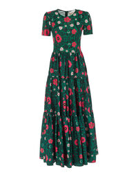 Short Sleeve Big Dress 4
