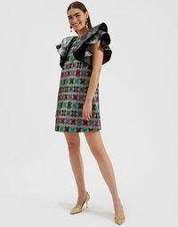 Flame Mini Dress 1