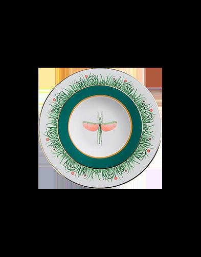 Soup & Dinner Plate Set
