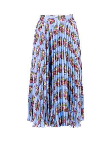 Midi Soleil Skirt
