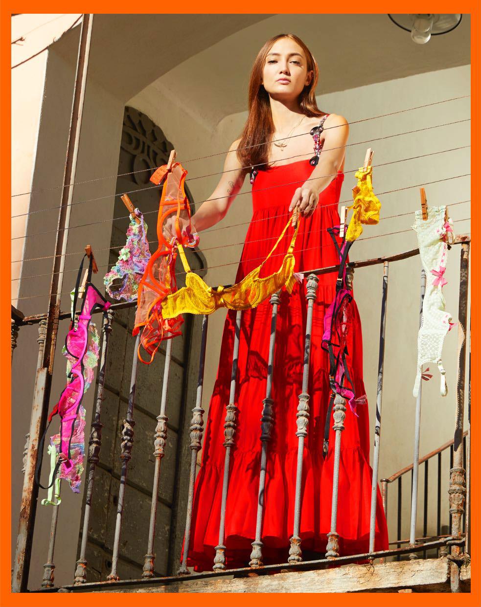 Maria Host-Ivessich Balcony